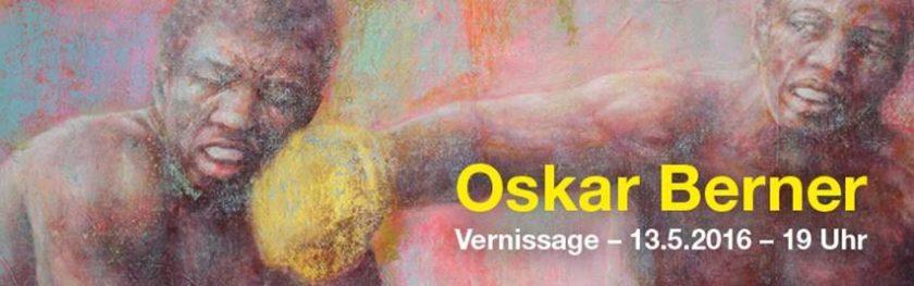 Vernissage von Oskar Berner bei LOGIN Partners